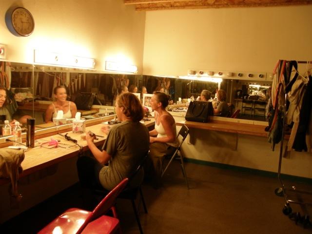Makeup Volunteer - Santa Fe Playhouse