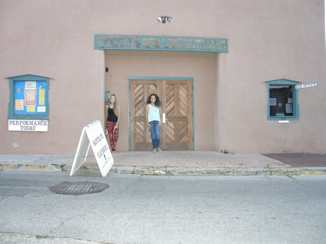 Volunteer - Santa Fe Playhouse
