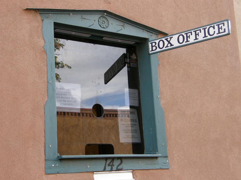 Santa Fe Playhouse Box Office