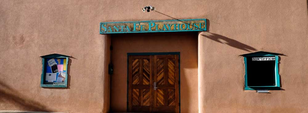 Santa Fe Playhouse Theatre